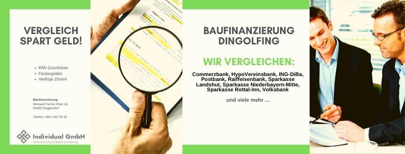Bank Vergleich Baufinanzierung Dingolfing
