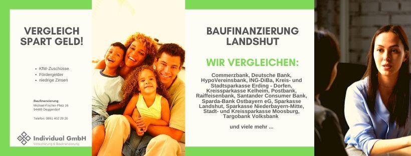 Bank Vergleich Baufinanzierung Landshut