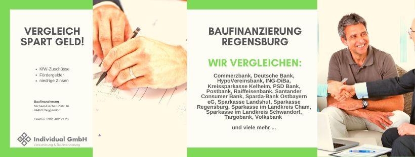 Bank Vergleich Baufinanzierung Regensburg