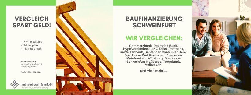 Bank Vergleich Baufinanzierung Schweinfurt