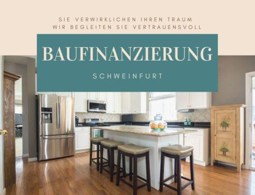 Baufinanzierung Schweinfurt