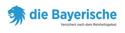 die Bayerische Versichert nach dem Reinheitsgebot Logo
