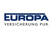 EUROPA VERSICHERUNG PUR. Logo